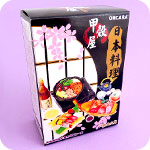 Orcara Japanese Cuisine Miniature Set