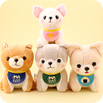 Amuse Mameshiba Pup Lullaby 13cm Plush
