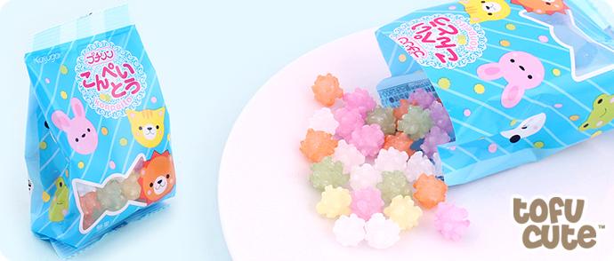 Buy Kasugai Konpeito Puchirin Mini Sugar Candy At Tofu Cute