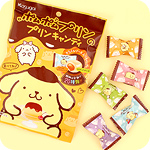 PomPomPurin Pudding Hard Candy