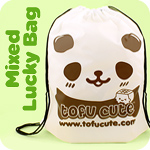 Tofu Cute Panda Mixed Lucky Bag