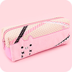 Kawaii Zipped Case - Buhi Buhi Butatan Pig