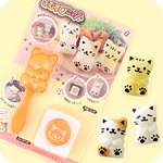 Kawaii Neko Cat Onigiri Mould & Punch