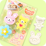 Kawaii Animal Mini Sandwich Making Set