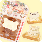 Kawaii Animals Pop Up Toast Mould Kit