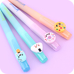 Kawaii Food With Faces Fountain Pen
