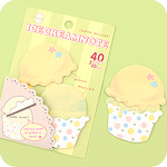 Ice Cream Sticky Notes - Lemon Muscat