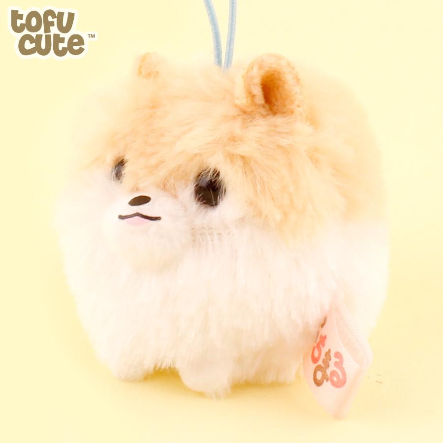 Buy Authentic AMUSE Puchimaru FusaFusa Tufty Dog Charm at Tofu Cute