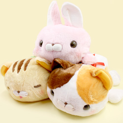 Dara Mofu-San Animals Giant Plush