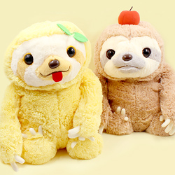 Namakemono Sloth Buddies Giant Plush