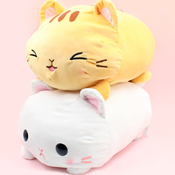 Mochikko Neko Nyanzu Cat Giant Plush
