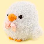 "Pink Amuse Howahowa Chick Plush 13/"""