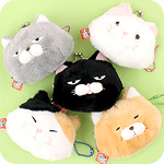 Hige Manju Face Mini Coin Purse Ver.2