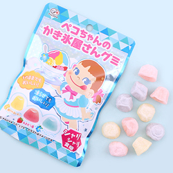 Peko Chan Kakigori Shop Fruity Gummy Reduced