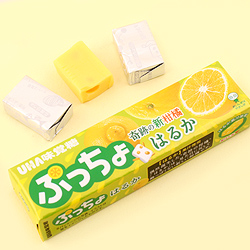 Puccho Japan Chewy Candy - Haruka Citrus