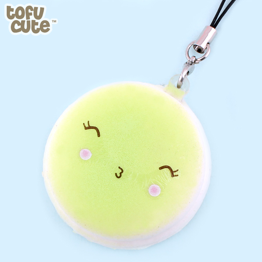 Emotion Squishy Tag : Buy Squishy Colourful Emotion Macaron with Faces Charms at Tofu Cute