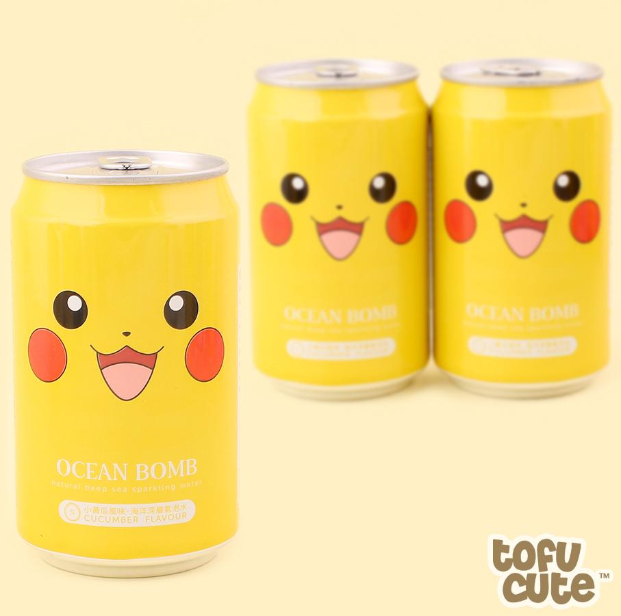 Japanese Ocean Water Drink Pokemon