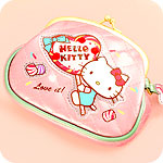 Hello Kitty Loves Dessert Clasp Purse