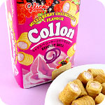 Glico Collon - Mixed Berry Cheesecake