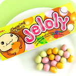 Glico Jeloly Fruit and Chocolate Gummies