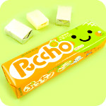 Puccho Japanese Chewy Candy - Melon