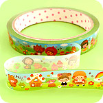 Kawaii Deco Tape - Fairy Tale World
