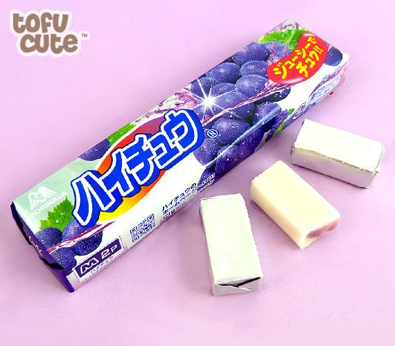 Buy Morinaga Hi Chew Japanese Candy Grape At Tofu Cute