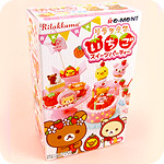 Re-Ment Rilakkuma Strawberry Party