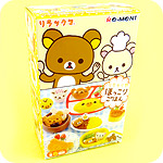Re-Ment Rilakkuma Relaxing Meals
