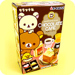 Re-Ment Rilakkuma Chocolate Cafe