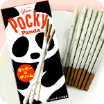 Japanese Panda Pocky - Cookies & Cream