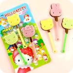 Glico Hello Kitty Perotan Mini Lollipops