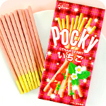 Japanese Pocky - Strawberry Ichigo