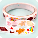 Kawaii Deco Tape - Candy Treats