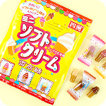 Senjaku Ice Cream Caramel Candy