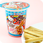 Hello Kitty Yan Yan - Strawberry & Yoghurt