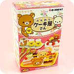 Re-Ment Rilakkuma Fluffy Cake Shop