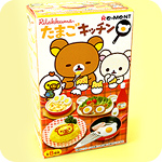 Re-Ment Rilakkuma Egg Kitchen