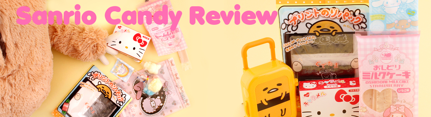 Sanrio Candy Cabinet Review