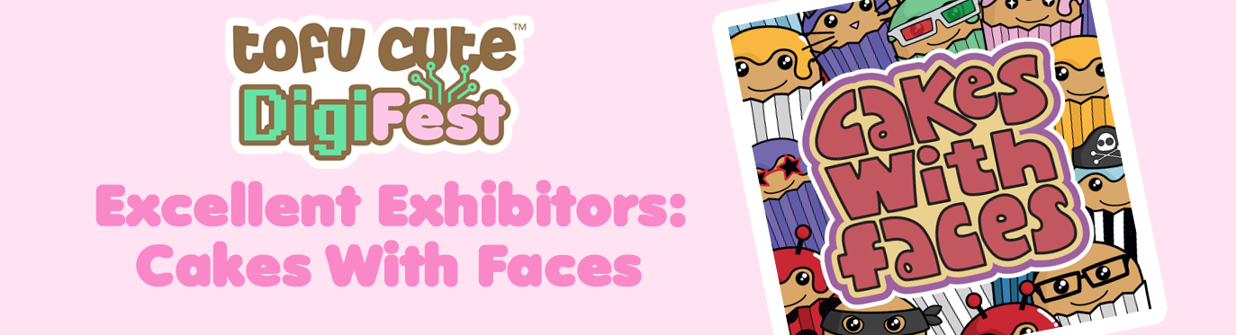 Excellent Exhibitors: Cakes With Faces