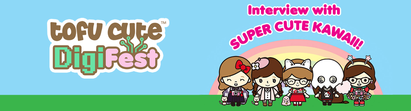 Tofu Cute x Super Cute Kawaii!
