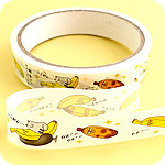 Kawaii Deco Tape - Kamio Banao Banana