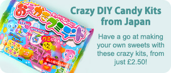DIY Candy Kits - make your own sweets from just �2.50