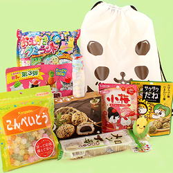 Tofu Cute Vegan Snacks Grab Bag