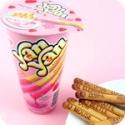 Buy Glico Mini Caplico Stick Ice Cream Snack At Tofu Cute