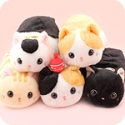 Buy Authentic Amuse Hige Manju Cat Fuku 13cm Small Plush