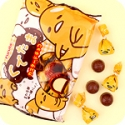 Gudetama Custard Filling Chocolate Bag