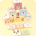 Kawaii Animal Box Memo Notepad Set