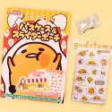 Gudetama Pass Case & Pouch with Candy