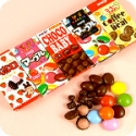 Meiji Meltykiss Fruity Strawberry Chocolate